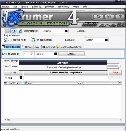 Xrumer4 xrumer отзыв